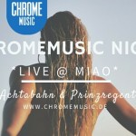 PSA: ChromeMusic Night Live @ Miao w/ Achtabahn & Prinzregent this saturday