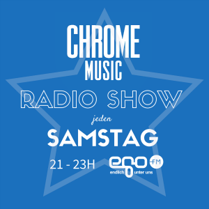 chrome radio small