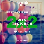 #WIN TICKETS * EgoFM Welcome Party @Stuttgart