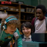 Stranger Things – The Perfect 80ies Playlist on Spotify