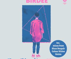 Birdee REMIX EP COVER